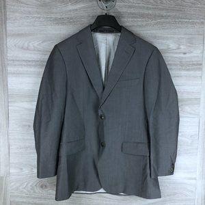 Hugo Boss Guabello Wool Two Button Blazer